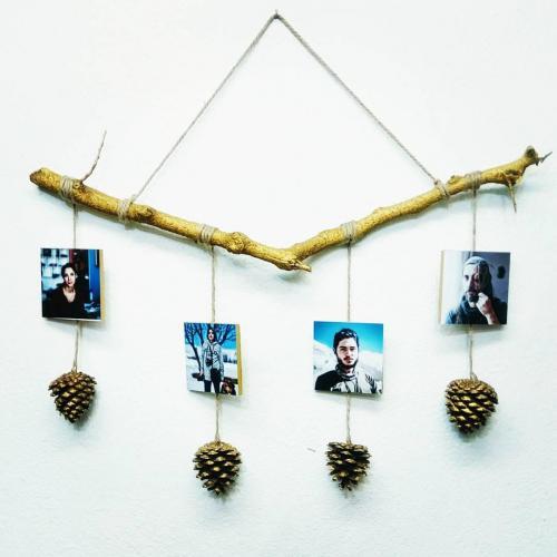 شاخه خاطرات طلایی عکسی