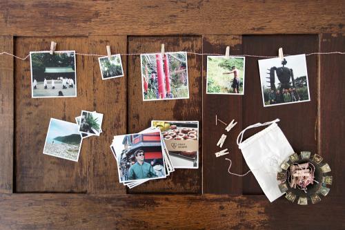 ریسه خاطرات ساده عکسی